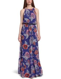 Pepe Jeans London Pl951110 Lena Sleeveless Women's Dress Pepe Jeans  Price: 	£105.00 & this item Delivered FREE in the UK with Super Saver   Colour: Sea Blue