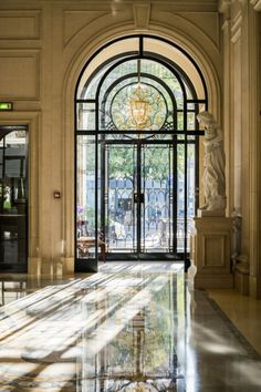 coolchicstylepensiero: The Four Seasons Hotel George V, Paris