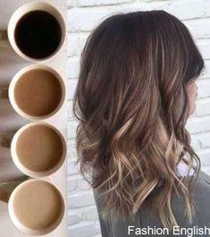 54 Ideas hair color fall coffee for 2019 Balayage , Medium Hair Styles, Curly Hair Styles, Hair Styles Fall, Fall Hair Cuts, Cabelo Ombre Hair, Fall Hair Colors, Brown Blonde Hair, Brown Hair With Balayage, Blonde Honey