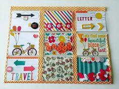 Scrapbook--Pocket Letters