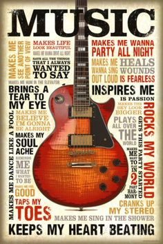 Music is Passion Posters at AllPosters.com