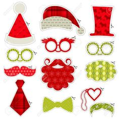Diy christmas photobooth props need to add elf santa hats at diy christmas photobooth props need to add elf santa hats at the very least do it yourself and crafts i like pinterest diy christmas santa hat solutioingenieria Image collections