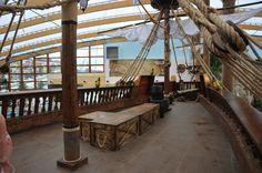 Na pokładzie u piratów...może być całkiem miło :)