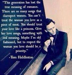 how a man should treat a girl! #amen!