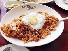 Sweet & Chili Pilaf at Seoga & Cook (스위트 칠리 필라프 - 서가앤쿡)
