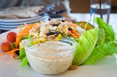 Salads are a part of practically everybody's weight reduction food regimen.