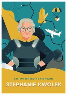 8 incredible female pioneers' discoveries and inventions in the science, technology, engineering and mathematical fields Science Art, Science And Nature, Stephanie Kwolek, Great Women, Amazing Women, Hidden Figures, Strength Of A Woman, This Girl Can, Stylish Girl Images