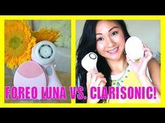 ▶ Foreo Luna vs. Clarisonic Mia (Review) - YouTube