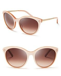 6dc6bc9a65e Chloé Boxwood Rounded Cat Eye Sunglasses Chloe Glasses