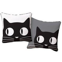 Big Eyes Pillow-Joss & Main