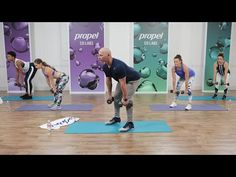 Celebrity trainer Harley Pasternak wants you to get back — literally. He created this 15-minute workout to strengthen your back and butt to improve your