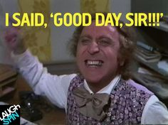 Mr. Wonka has a message for you...