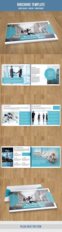 Business Catalog Template #design Download: http://graphicriver.net/item/business-catalogv142/10032621?ref=ksioks