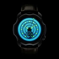 K0 Northern Lights by Sarpaneva Watches