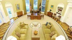 Oval Office, USA