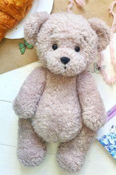 Handmade Toys, Etsy Handmade, Handmade Crafts, Handmade Ideas, Crochet Bear Patterns, Amigurumi Patterns, Amigurumi Toys, Cute Crochet, Crochet Toys