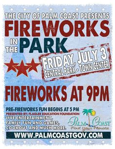 Flagler County 4th of July Festivities - 2015: Palm Coast, Flagler Beach | Flagler County Family Fun