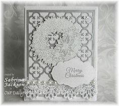 Our Daily Bread Designs, ODBD November release 2013, ODBD Poinsettia Wreath, ODBD Custom die Poinsettia Wreath, Vintage Pattern Mini 1, ODBD...