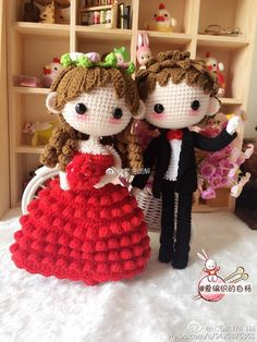 a sample image Amigurumi Patterns, Amigurumi Doll, Doll Patterns, Knitting Patterns, Knitted Dolls, Crochet Dolls, Crochet Hats, Knitting Projects, Crochet Projects