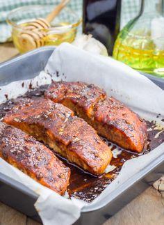 Amateurs de saumon...Voici une recette succulente