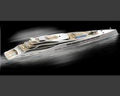 137m MOTOR YACHT | Ken Freivokh Design