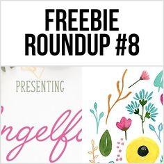 FREEBIE ROUNDUP #8