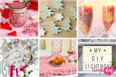 23 pomysły na prezent DIY na święta - zobacz na twojediy.pl Diy Gifts, Table Decorations, Home Decor, Decoration Home, Room Decor, Home Interior Design, Diy Presents, Dinner Table Decorations, Home Decoration