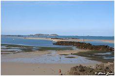 Dinard - Bretagne - Grandes marées