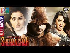 Super Hero Shehanshah Hindi Full Movie | Vijay | Genelia | Hansika | Vel...