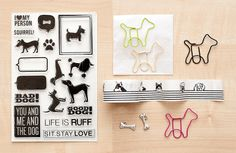 LOVE this dog mini kit from @Studio_Calico