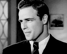 Marlon Brando. One hot son of a gun.