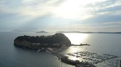 Nisida is a volcanic islet of the Flegrean Islands archipelago, in Gulf of Naples, Italy. It lies at a very short distance from Cape Posillipo Naples