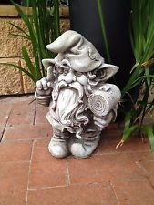Gnome with Hammer - Light Weight Garden Statue