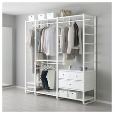 IKEA - ELVARLI 3 sections white