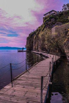 Beautiful Lake Ohrid: Discovering Macedonia's Crown Jewel