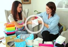 Video: Charlie Banana Cloth Diapers  My favorite diapers!