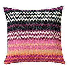.humbert pillow.missoni home.VsV.