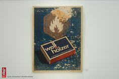 05 Welthölzer  FineArtPrint Holz 60 x 80 cm