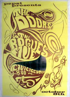 Concert Posters Tulsa Poster Project Archive of Tulsa area Concert ...