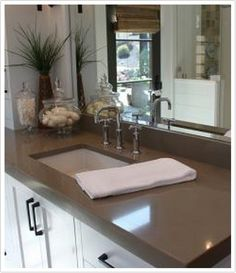 Lagos Azul MSI Quartz   Denver Shower Doors U0026 Denver Granite Countertops