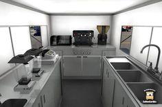 food truck design in