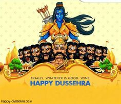 Want some free happy dasara image HD? and today is dasara so we are providing best happy dasara image for you guys. Dasara also known as Dussehra or vijaydashmi is on october. Happy Dusshera, Stay Happy, Are You Happy, Dussehra Greetings, Happy Dussehra Wishes, Happy Dasara Images Hd, Dasara Wishes, All God Images