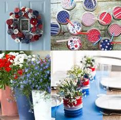 july 4th decorating ideas - Yahoo! Image Search Results
