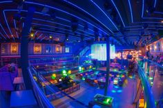 New NYC Lounge & Nightclub for a Wedding, Bar & Bat Mitzvah Party - Amadeus Event Space - mazelmoments.com