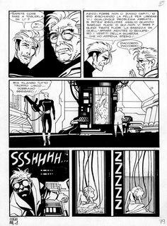 NATHAN NEVER 7 page 77 - Mari Comic Art