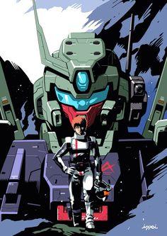 Gundam Exia, Gundam Art, Samurai, Fighting Robots, Avatar, Gundam Wallpapers, Gundam Custom Build, Cool Robots, Gundam Wing