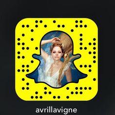 Avril Lavigne - The Official Website of Avril Lavigne Snapchat Usernames, Snapchat Account, Avril Lavigne, Snap Chat, Abbey Dawn, Blac Chyna, Ashley Benson, Backstreet Boys, Music Photo