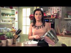Ricetta Angel cake Le Ricette di GialloZafferano it - YouTube