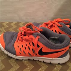 Nike running shoes. Used but in good condition. Nike Shoes Sneakers