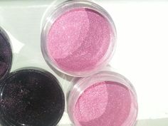 100 natural mineral makeup POSH PINK by Chellesations
